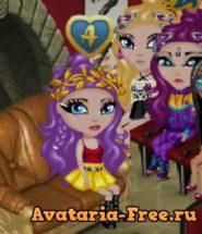аватария конкурс платьев