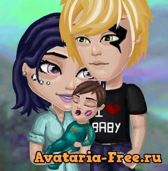 можно ли в аватарии родить ребенка