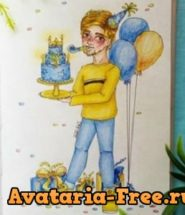 аватария рисунки аватаров