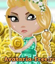 скачать аватария мод много золота и серебра