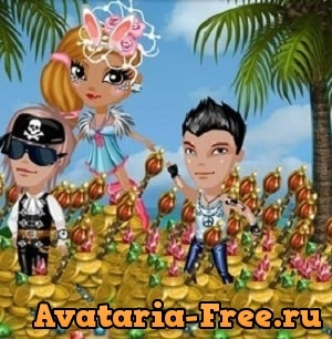 Avataria cheats gold
